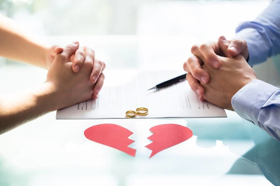 Comment surmonter un divorce ?